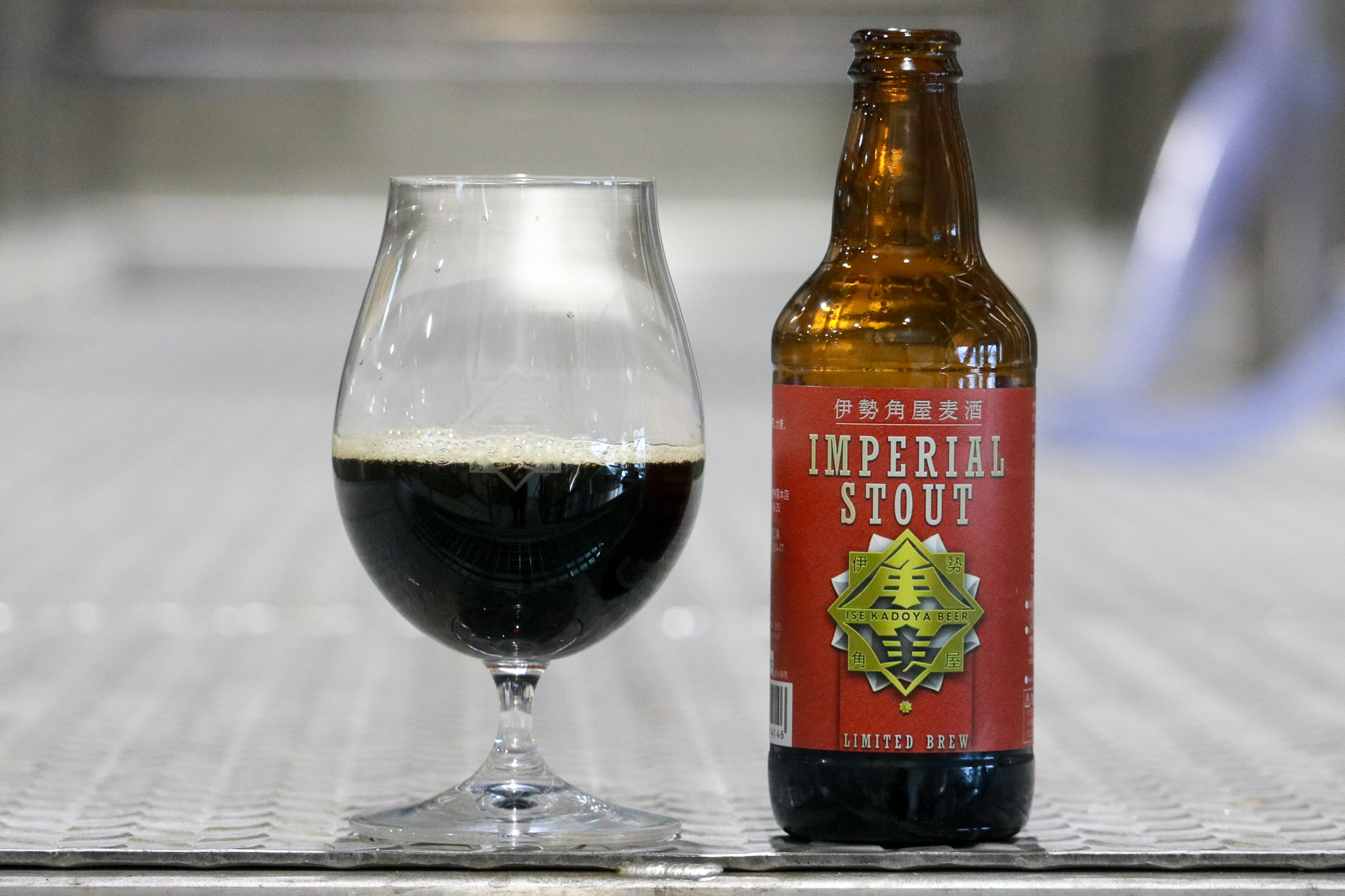 IMPERIAL STOUT味わい